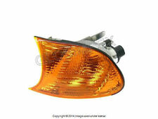 BMW E46 (00-02) Turn Signal Light with Yellow Lens Left (Driver Side) Front TYC