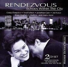 FREE US SHIP. on ANY 2 CDs! NEW CD Various Artists, Neal Schon, Myt: Rendezvous: