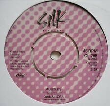 "DIANA ROSS - Muscles - Excellent Condition 7"" Single"