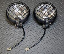 Headlights Yamaha Banshee factory stock OEM 1987-2006 lens bulbs grills CLEAN A1
