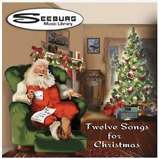 Seeburg Music Library Inc - Twelve Songs for Christmas CD - Seeburg 1000