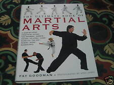 HB: The Ultimate Book of Martial Arts by Fay Goodman