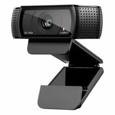 Logitech Pro C920e Webcam FHD 1080P Video Camera Recording Desktop Laptop Webcam