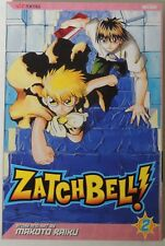 ESA1246. MANGA ZATCHBELL! Volume 2 by Makoto Raiku Graphic Novel -VIZ (2005)_
