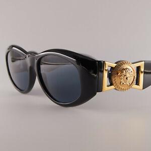 Vintage Sunglasses Gianni Versace mod 424 col 852 BK
