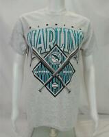 VTG 1995 MLB Florida Marlins Baseball T-Shirt Made in USA Gray Men's Medium- NWT