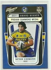 Parramatta Eels Original Single NRL & Rugby League Trading Cards