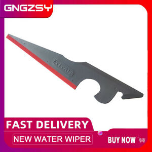 Vinyl Wraps Window Tinting Water Wiper Squeegee with Rubber Tips A72