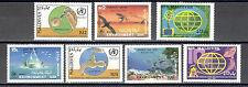 R3428 - MALDIVE 1988 - SERIE COMPLETA LINGUELLATA * TEMATICI - VEDI FOTO