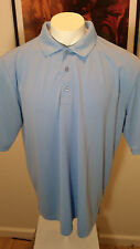 +Arnold Palmer Mens Polo Golf Shirt Short Sleeve Size X-Large Blue