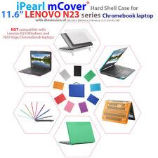 """Nuevo caso de cáscara duro ipearl Mcover ® Para Laptops Lenovo N23 Chromebook 2017 11.6"""""""