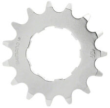 SHIMANO MX70--MX66 15T SILVER BIKE BICYCLE CASSETTE COG