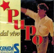 CD NEU/OVP - Pupo - Dal Vivo - Canada's Wonderland