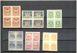 [G7228] Eesti Estonia Blocks MNH and MH classic old collection