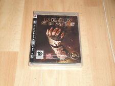 DEAD SPACE 1 DE EA GAMES PARA LA SONY PLAY STATION 3 PS3 NUEVO PRECINTADO