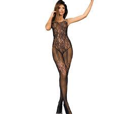 Damen Dessous Größe passend S-L schwarz NEU #5