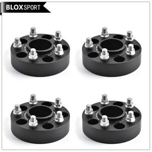 Set of 4 Hubcentric Wheel Spacers 50mm 5x120 for Land Rover Defender 90 110