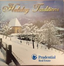 Holiday Traditions Christmas CD from Prudential Real Estate 2000, Traditional