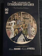 the league of extraordinary gentlemen Omnibus Edition