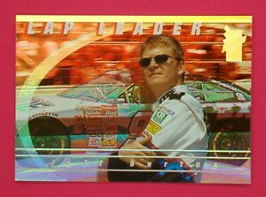 2000 Press Pass VIP Jeff Burton 090/475 Lap Leader Explosives Lasers #LL4