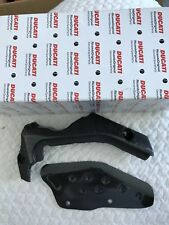 DUCATI PERFORMANCE CARBON SPROCKET COVER & CHAIN GUARD HYPERMOTARD MULTISTRADA