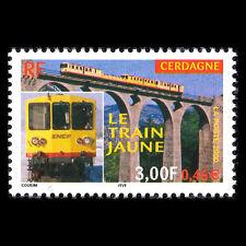 France 2000 - 100th Anniversary of the Yellow Train Cerdagne - Sc 2781 MNH