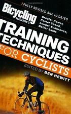 Bicycling Magazine's Training Techniques for Cyclists (Revised:-ExLibrary