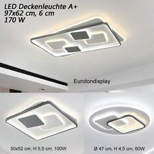 LED Deckenleuchte  9643 Lichtfarbe und Helligkeit einstellbar Sparsam A+ Acryl