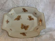 New ListingVintage Butterfly Tray By Andrea By Sadek Made In Japan