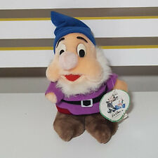 SNOW WHITE AND THE SEVEN DWARVES SNEEZY DISNEY PLUSH TOY SOFT TOY 20CM TALL!