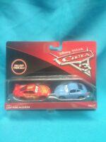 disney pixar cars diecast lightning mcqueen & Sally Set. 2016 NIP. Mattel