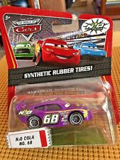 Disney Pixar Cars (Single Vehicle) N2O Cola  New on World of Cars Card
