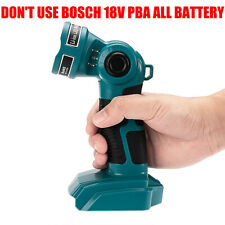 1x Work Light Fits Bosch 14.4V/18V Bat614/618 Li-Ion Battery (280Lm) w/Usb Port