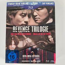 Revenge Trilogy Blu-raySympathy for Mr. Vengeance  Oldboy  Lady Vengeance New