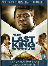 Last King of Scotland - DVD - Forest Whitaker, James McAvoy, Kerry Washington