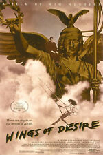 "WINGS OF DESIRE - MOVIE POSTER / PRINT (SIZE: 27"" X 40"")"