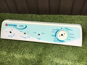 Hoover 750LD Top Load Washing Machine - Control Panel (T21-2)