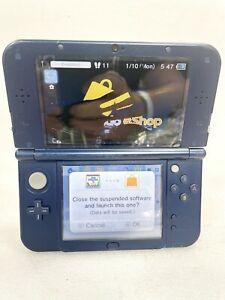 New Nintendo 3ds xl galaxy edition for parts or repair - Bad Screen - For Parts!