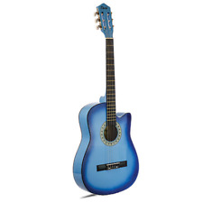 Davis Classical Guitar JE-38 blue color