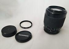 Quantaray 55-200mm f:4-5.6 Multi-Coated Manual Focus Lens