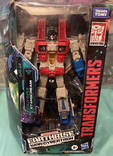 Transformers War for Cybertron Earthrise Voyager Class WFC-E9 Starscream MISB