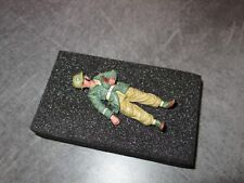 KING & COUNTRY NEUF = EA 074 UN HOMME MORT AFRIKA CORPS WW2