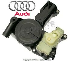 For Audi A4 A5 Q3 Q Allroad Engine Oil Separator with Gasket On Valve Cover OES