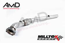 Milltek Sport MK4 Golf GTi1.8T Decat Largebore Downpipe - De Cat 1J Golf