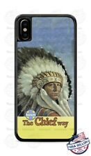 Native American Indian Chief Vintage Phone Case Cover For iPhone Samsung LG etc