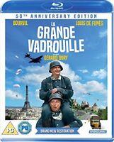 La Grande Vadrouille - 50th Anniversary Restoration [Blu-ray] [2016] [DVD]