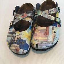 Birkenstock Sandals Size 7 Wide Birki's Hawaii Style Womens