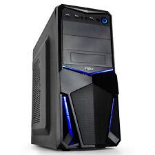 ORDENADOR NUEVO PC INTEL QUAD CORE UP 9,6GHz, 8GB RAM, 3TB HD, DVRW, HDMI, USB3