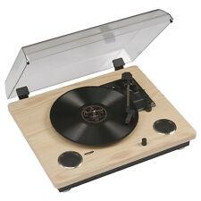 Zennox LP USB Archive Turntable Record Player Vinyl Transfer Inc Stereo Speakers