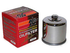 K&N Oil Filter Chrome for Suzuki Intruder VS700 VS750 VS800 VS1400